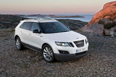 2012 Saab 9-4X Pictures