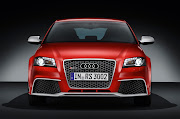 2012 Audi RS 3 Sportback Front View (audi rs sportback front view)