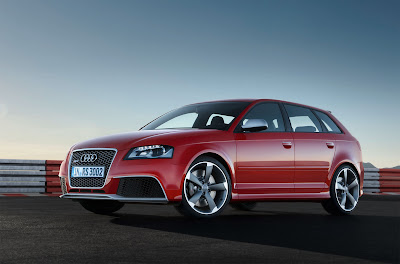 2012 Audi RS 3 Sportback Side View