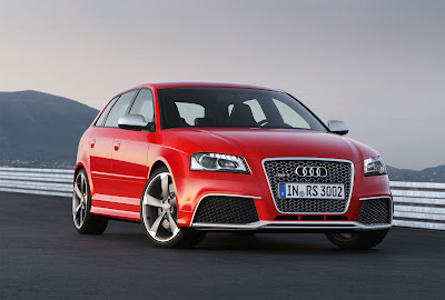 2012 Audi RS 3 Sportback First Look
