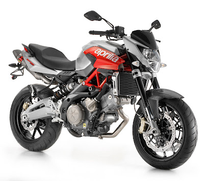 2011 Aprilia Shiver 750 Photos