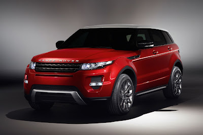 2012 Land Rover Range Rover Evoque 5-Door Luxury Cars