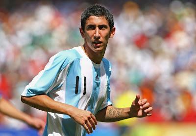 Angel Di Maria Football Profile