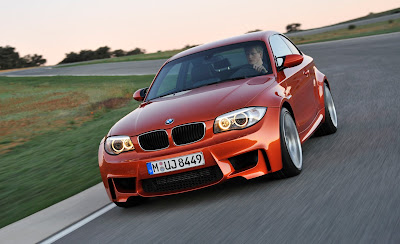 2011 BMW 1 Series M Coupe Sport Sedan