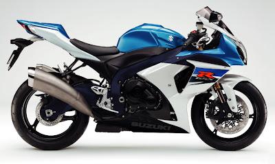 2011 Suzuki GSX-R1000 Pictures