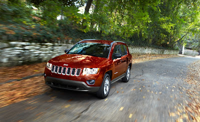 2011 Jeep Compass Luxury Car