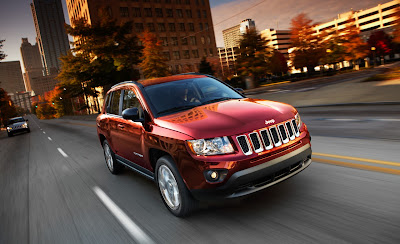 2011 Jeep Compass City Car