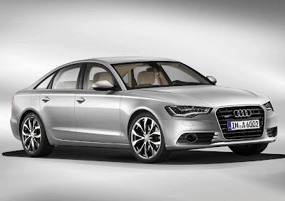 2012 Audi A6 Luxury Sedan