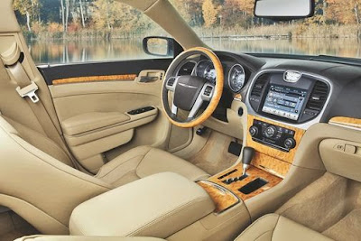2011 Chrysler 300 Interior View