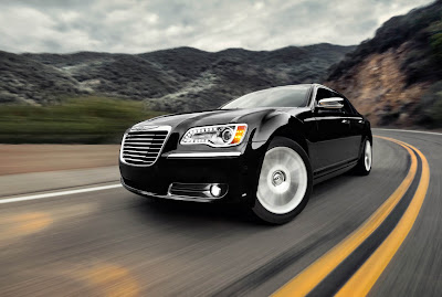 2011 Chrysler 300 Pictures