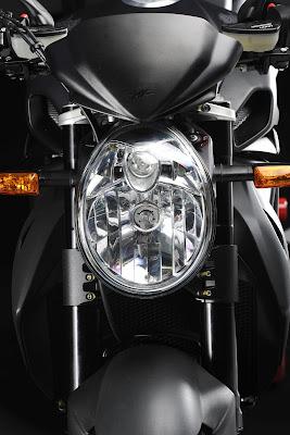 2011 MV Agusta Brutale 920 Front Light