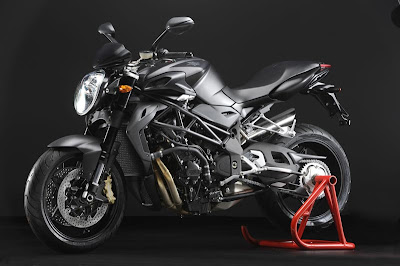 2011 MV Agusta Brutale 920 Supersport Bike