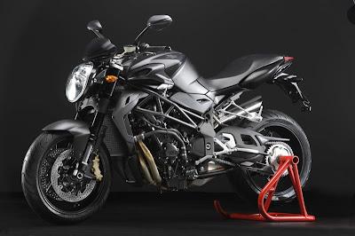 2011 MV Agusta Brutale 920 Supersport Bike