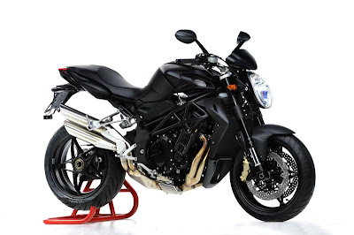2011 MV Agusta Brutale 920 Motorcycle