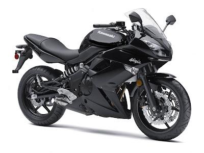 2011 Kawasaki Ninja 650R Pictures