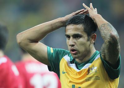 Tim Cahill Australia Soccer Player