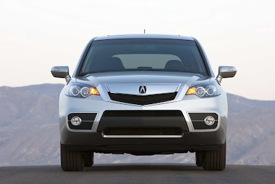 2011 Acura RDX Front View