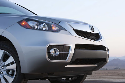 2011 Acura RDX Headlight