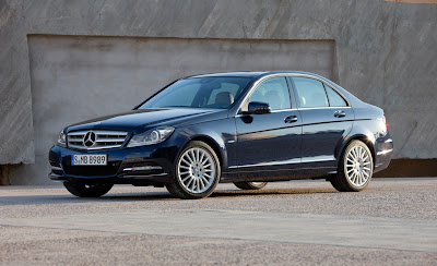 2012 Mercedes-Benz C-Class Photos
