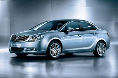 2012 Buick Verano Compact Sedan Pictures