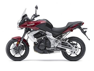 2011 Kawasaki Versys Sportbike