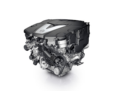 2012 Mercedes-Benz S350 BlueTEC 4MATIC Engine Details