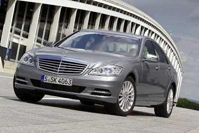 2012 Mercedes-Benz S350 BlueTEC 4MATIC Photos