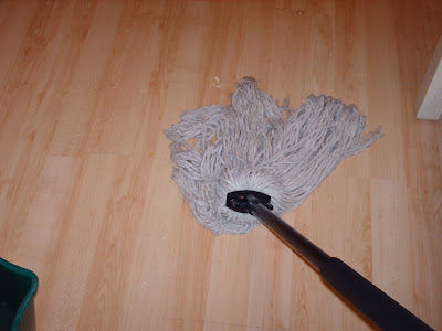 Happy Clean Living Cleaning Mopping The Floor 101