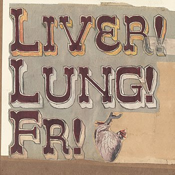 Frightened Rabbit -- Liver Lung FR