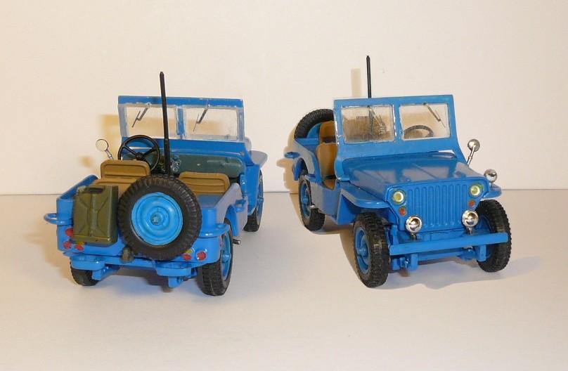 garage de poche jip u00e9  jeep willys