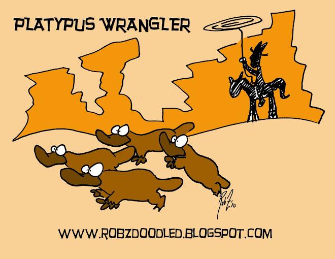 PLATYPUS WRANGLER
