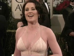 Megan mullally nude sex