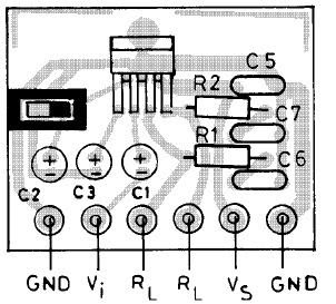 circuit and wiring diagram  tda7240a  20w car amplifier