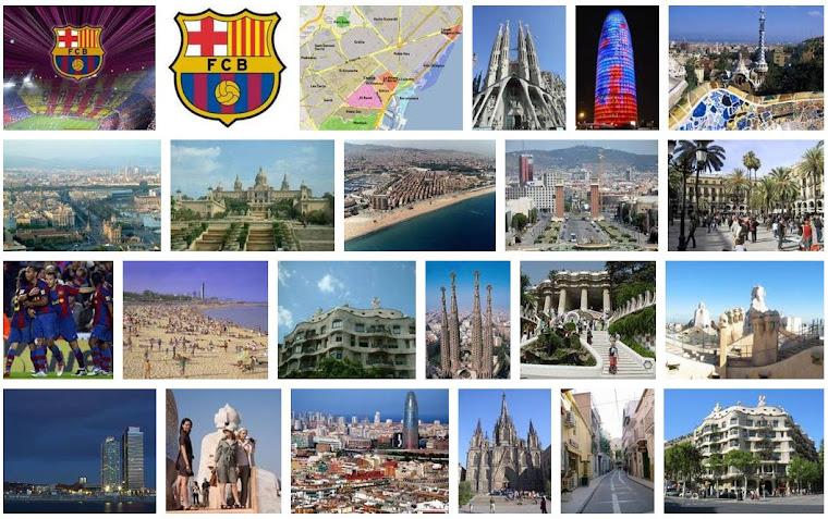 Hoy presentamos... BARCELONA- ESPAÑA