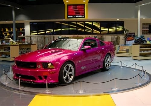 Pimped Cars Who Said Mustang Isn T For Girls