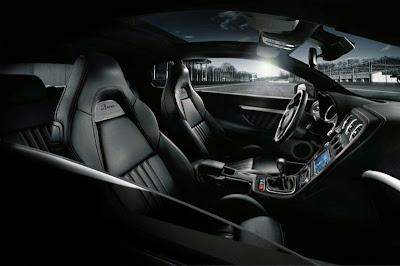 Alfa Romeo Brera Interior Specs