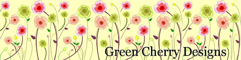 green cherry designs