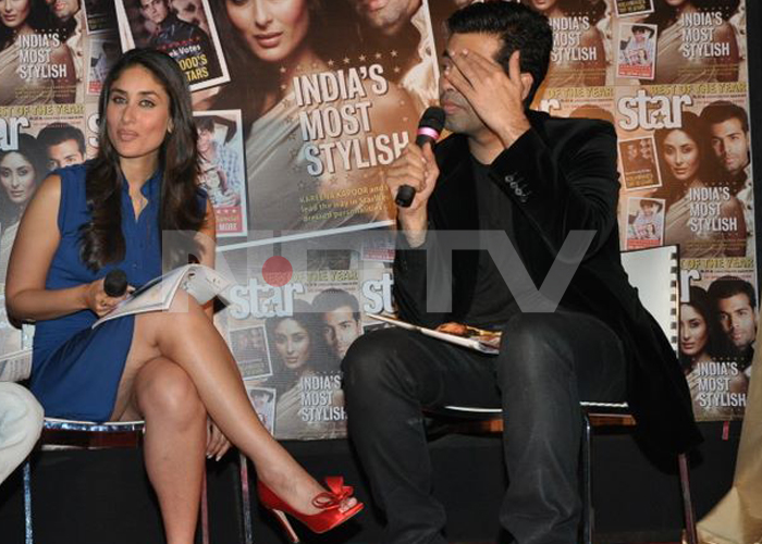 Kareena Kapoor wardrobe malfunction – Photos