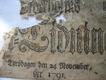 tidningsurklipp 1791