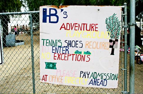 Adventure Playground in Huntington Beach