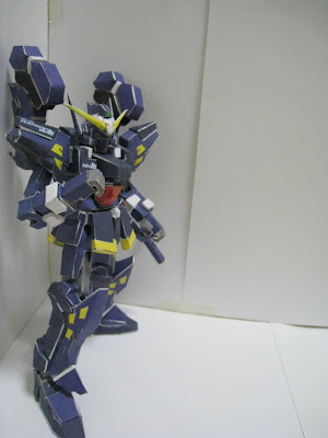 Gundam  Papercraft - MSF 007 MK III