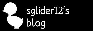 SGlider12's Blog