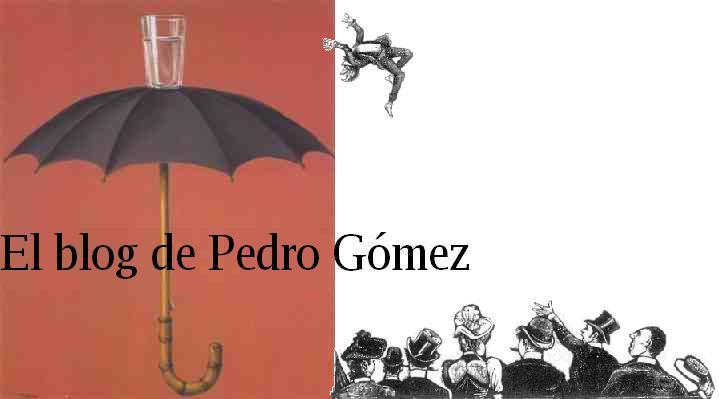 El blog de Pedro Gómez