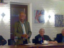Vergadering 1 oktober 2008