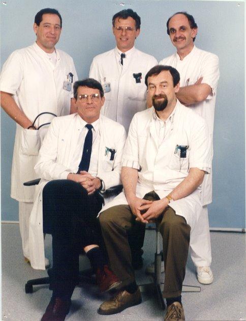Staf Gynaecologie en Obstetrie