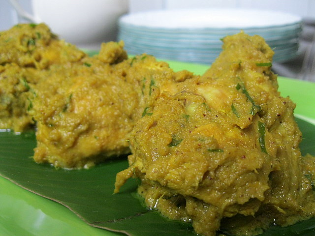rendang ayam or chicken rendang is one of the speciality and must have ...