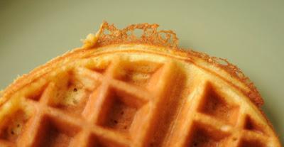 Gluten-free Gourmand: Gluten-free Corn Waffle Recipe