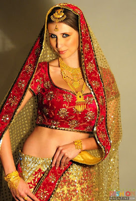 Bridal Collection Lehenga Choli, Latest Chaniya Choli Fashion 2011