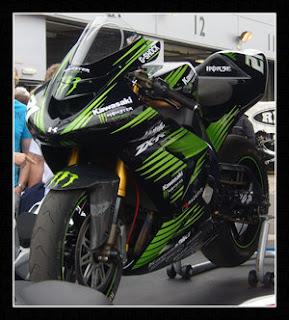 Özel Yapım Kawasaki