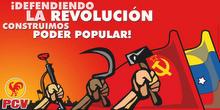 POR EL SOCIALISMO CREANDO PODER POPULAR ACUMULAR FUERZAS HACIA LA IZQUIERDA